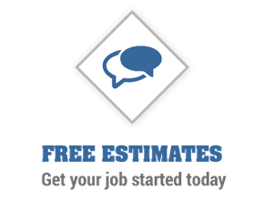 Free Estimates | Get your job started today