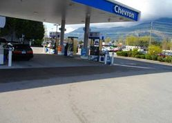 Chevron, Squamish