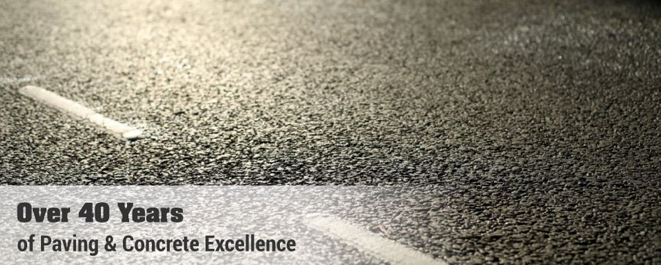 Asphalt | Over 40 Years of Paving & Concrete Excellence